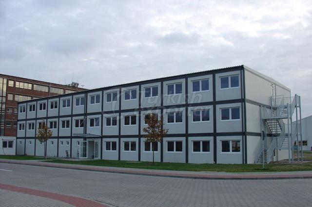 Şantiye Ofis Binaları
