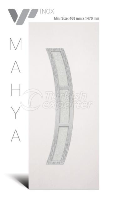 Vetropan Inox Mahya
