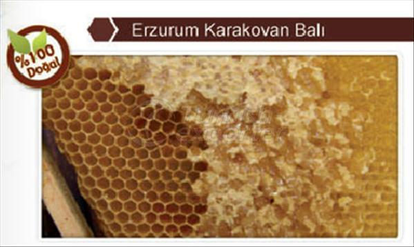 Karakovan Honey Erzurum