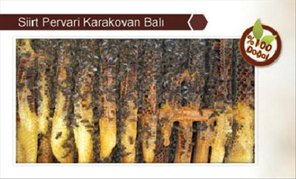 Karakovan Honey Siirt Pervari