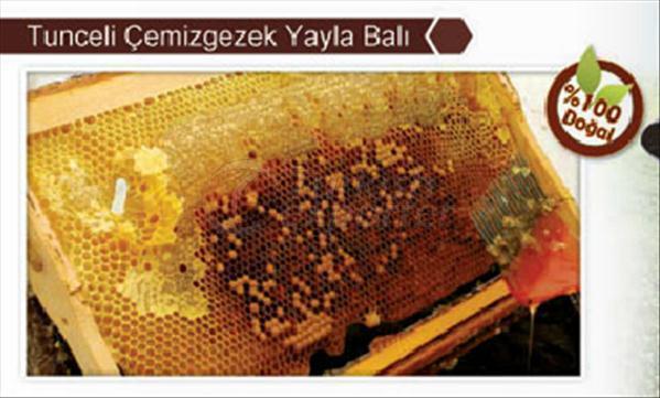 Plateau Honey Tunceli Cemizgezek