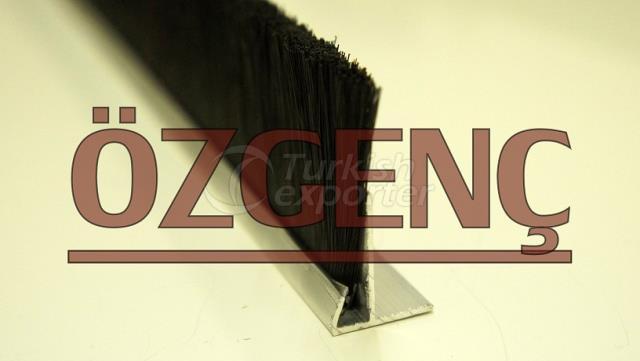 Door Bottom Brushes