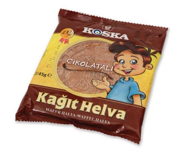 Wafer Chocolate 45gr
