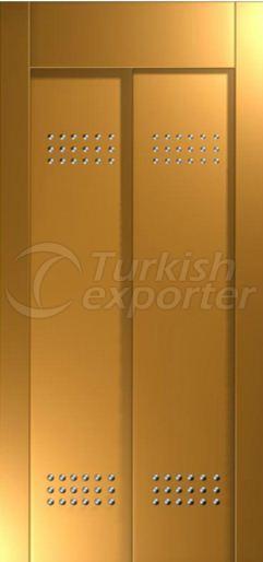 Puerta elevadora automática Yukselis