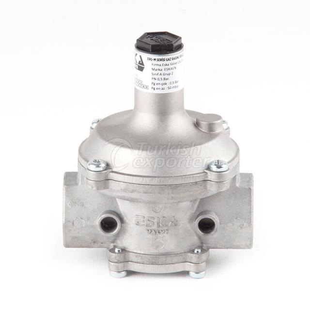 Gas Pressure Regulator ERG-M