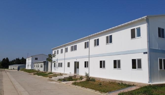 Prefabricated Buildings Tuzla Project