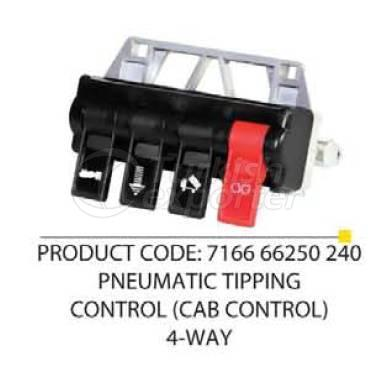 Pneumatic Tipping Control
