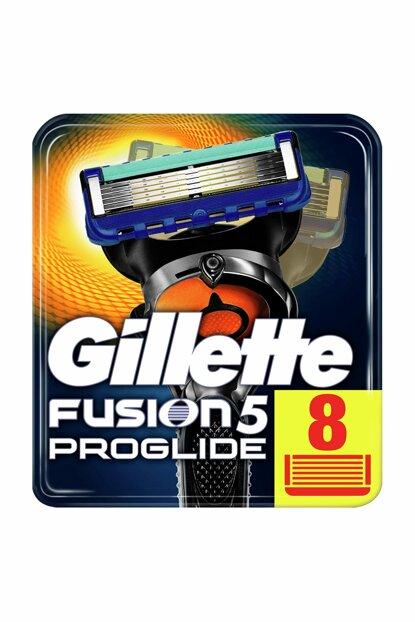 Gillette fusion proglide 8 pcs spare blade