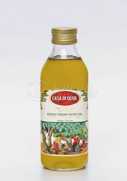 Extra Virgin Olive  Oil 500 ml
