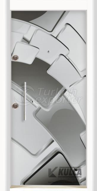 S-5021 (عالية الصلب الباب