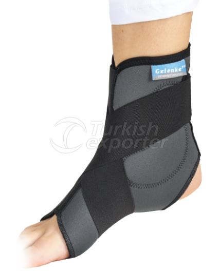 G-7065 Cross Strap Ankle Support wi
