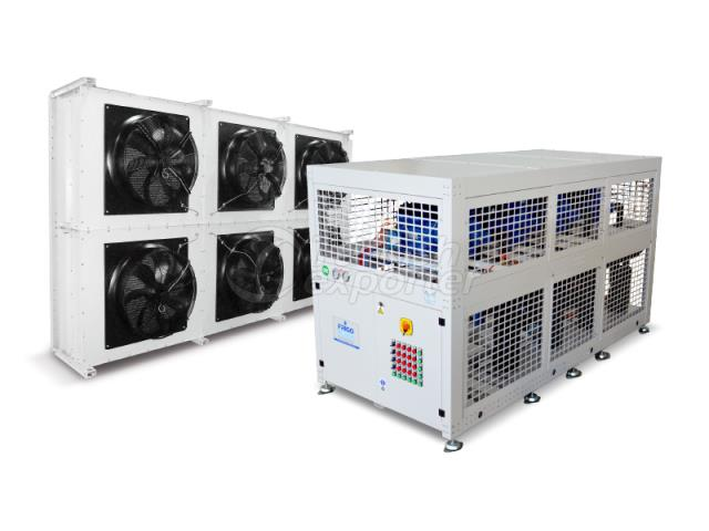 Central Refrigeration Systems