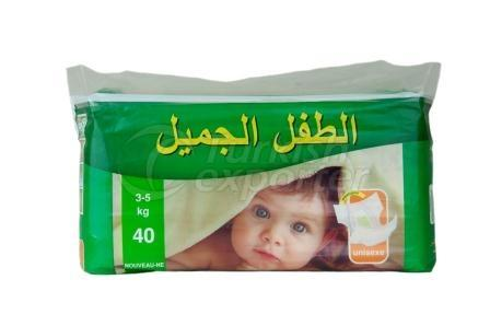 Baby Diaper BABYNICE 2 MINI