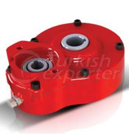 Gearboxes CD700