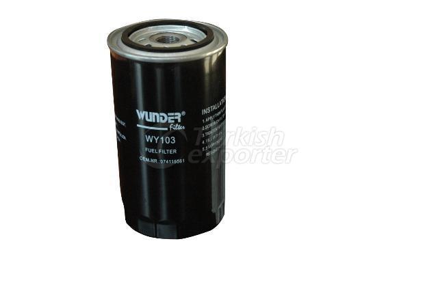 Oil Filter - Wunder Filter