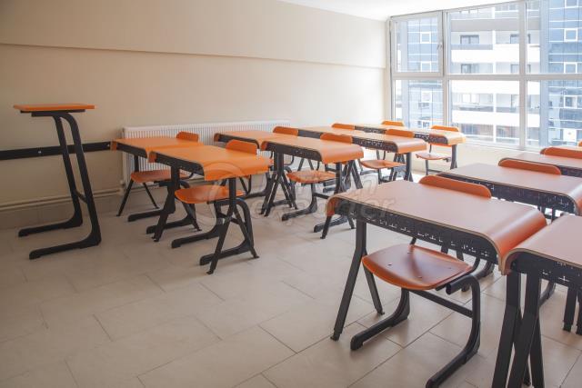 Orange Classroom
