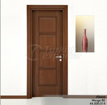 Ahşap Kapı Alessa
