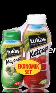 Ketchup - Mayonnaise Set 2