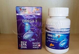 OMEGA 3 Pure Fish Oil