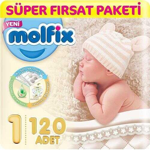 Baby Diaper No1 Molfix