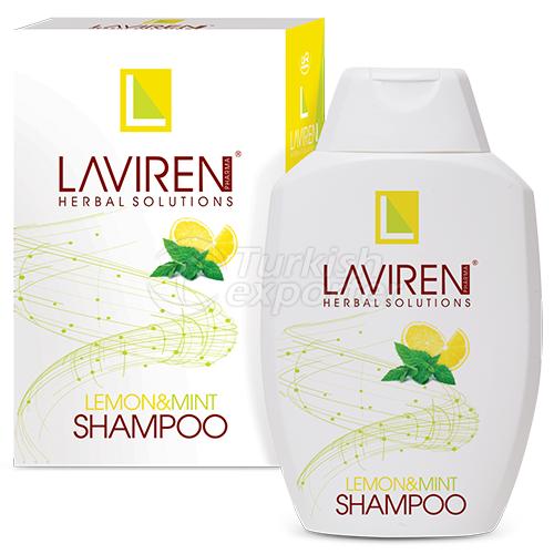 Lemon and Mint Shampoo 300ml