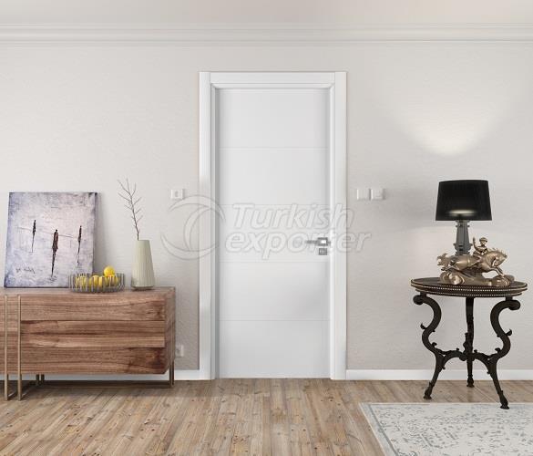 Four Line Door