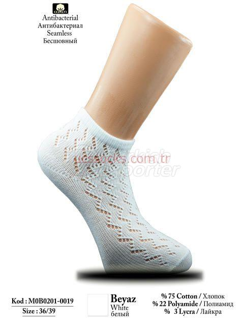 Women Socks M0B0201-0019