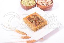 Kadayif - Square Halep Dessert