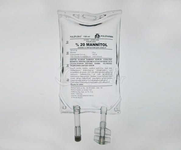 20 Mannitol İ.V. Sol. 100 ml