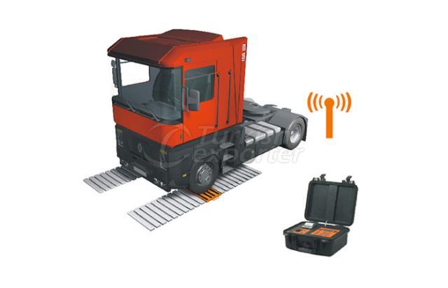 Dynamic Portable Axle Platen