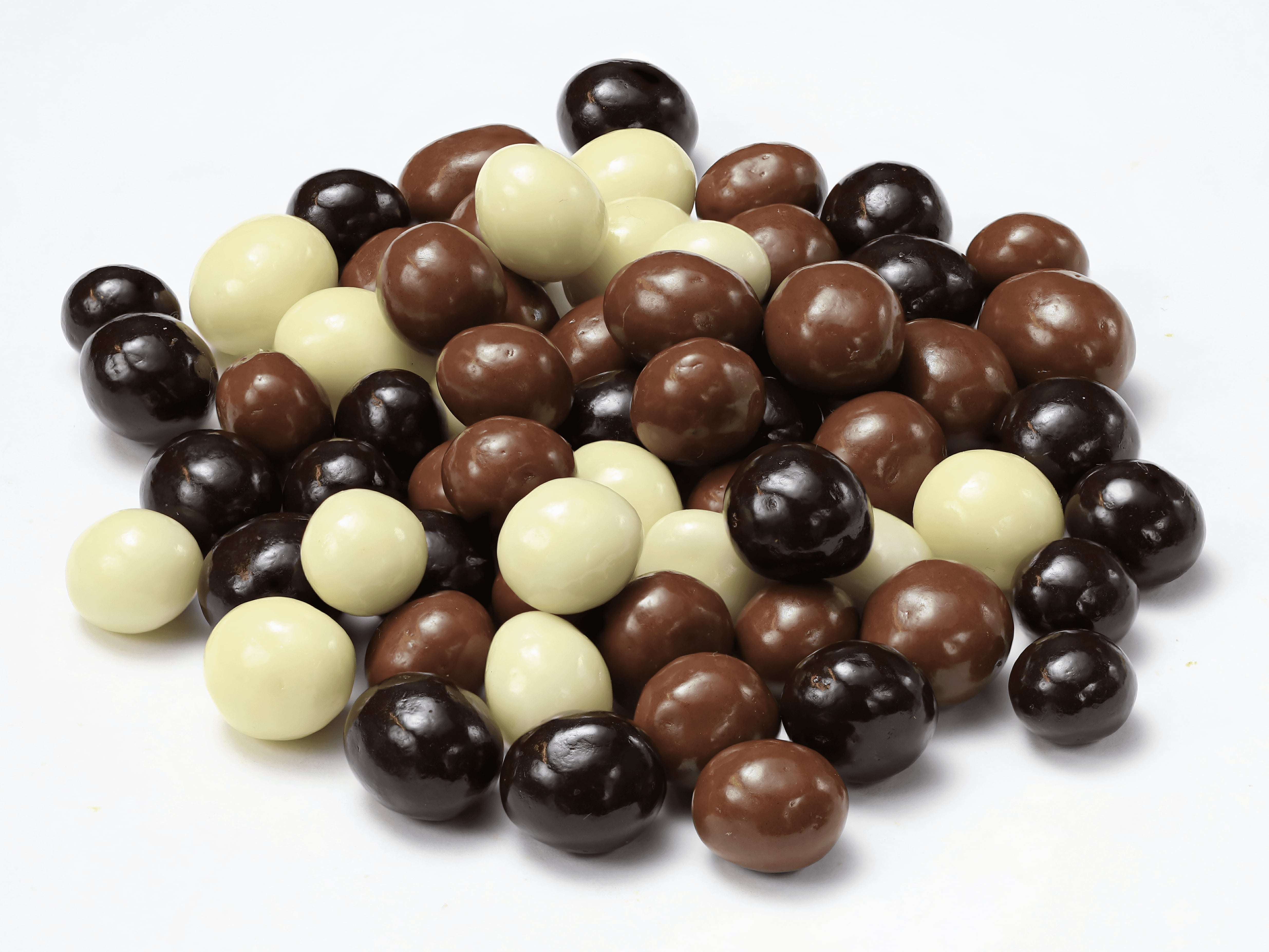 Chocolate Coated Coffee Bean Dragee