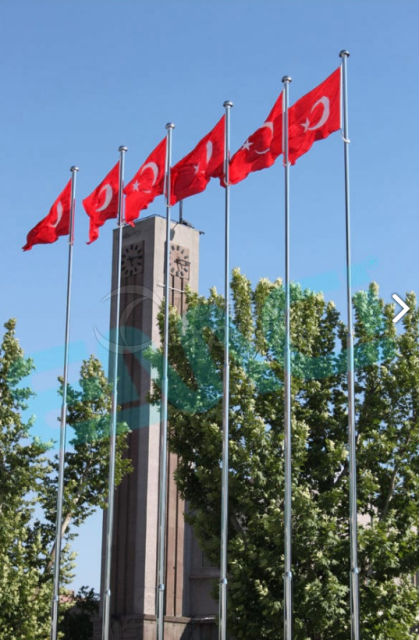 Stainless Flagpole