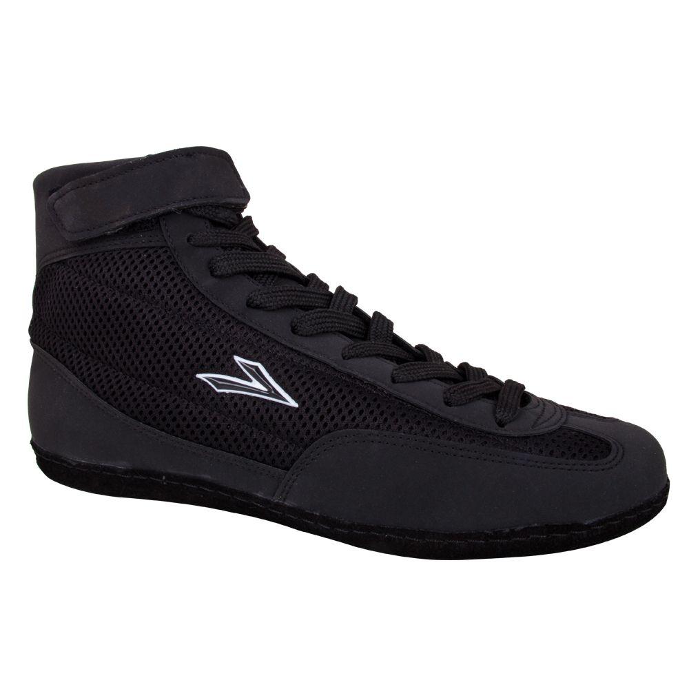 Black Wrestling Shoes