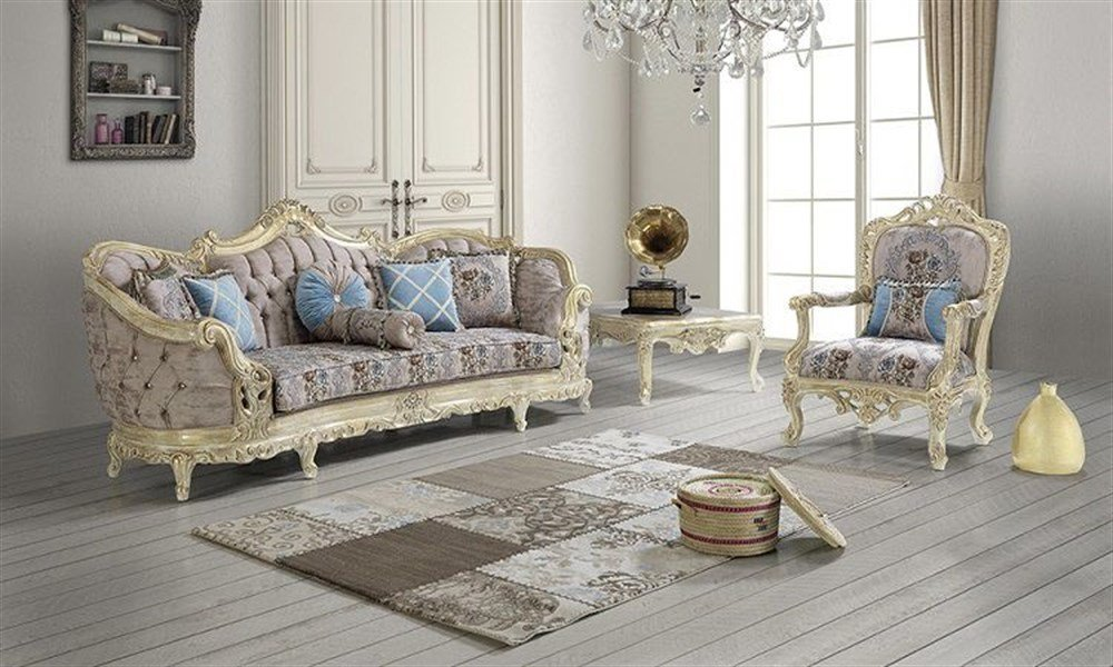 Bingazi Avantgarde Sofa Set