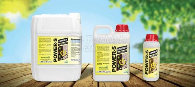 Soil Amendment and Disinfection - POWER-S