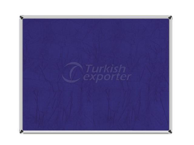 Hang Type Fabric Board Blue
