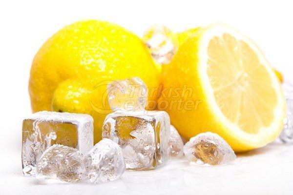 Dondurulmuş Limon