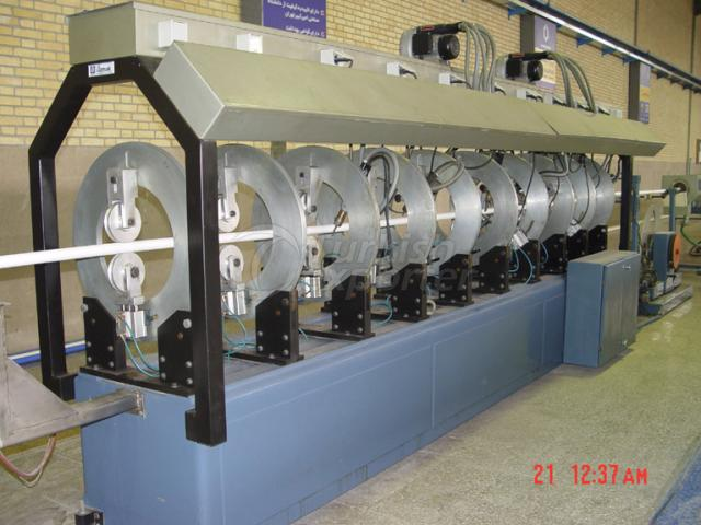 Foil Covering Machine