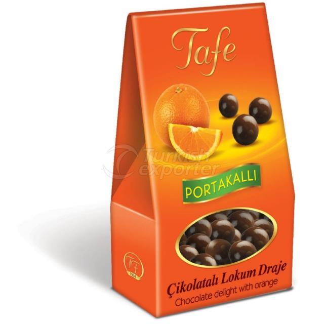 1246 code Chocolate Delight with Orange 60g