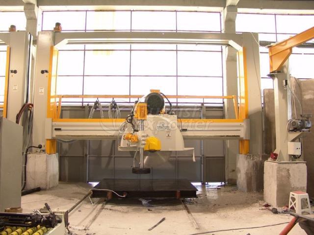 Marble Slab Cutting Machine 2st