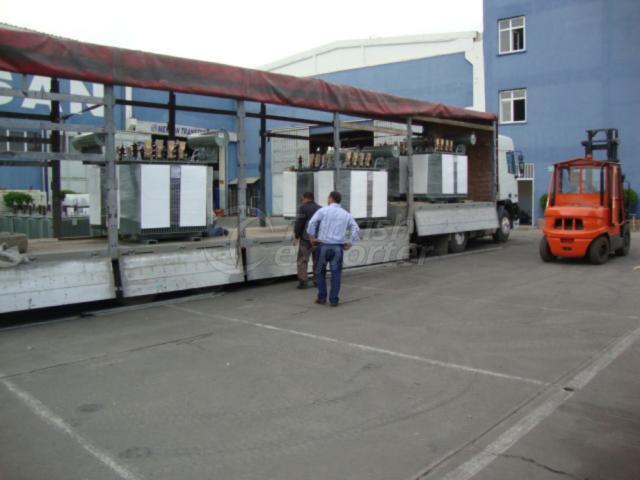 Transformateurs de distribution
