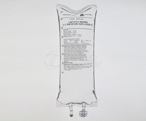 Lactated Ringer I.V. Solution