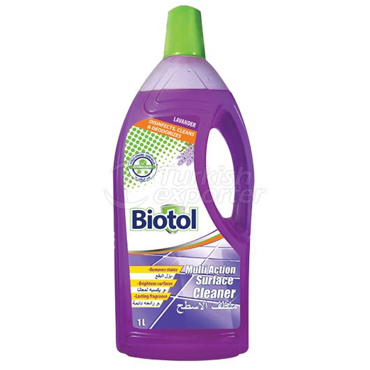 Limpador de superfícies de finalidade múltipla Biotol 1 Lt