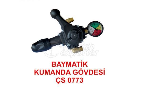 Baymatik Control Center
