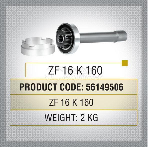 Cardan Shaft  2F16K160