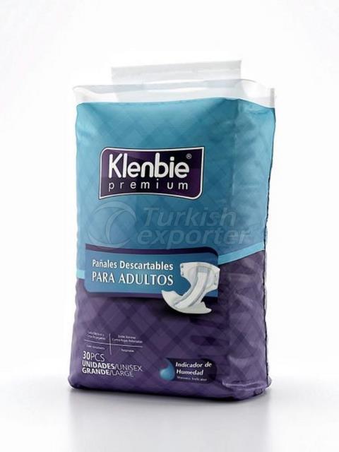 Klenbie Adult Diapers