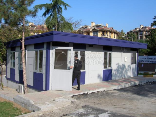 Cabins and Kiosks