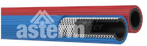 Thermo -Rubber Compressor Pvc Hose Super