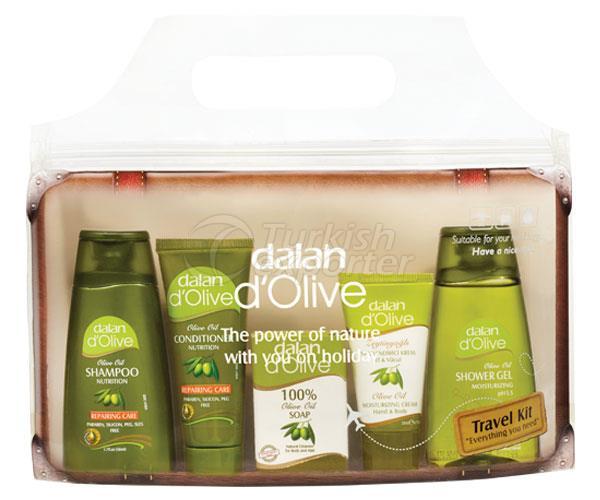 d'Olive Travel Kit