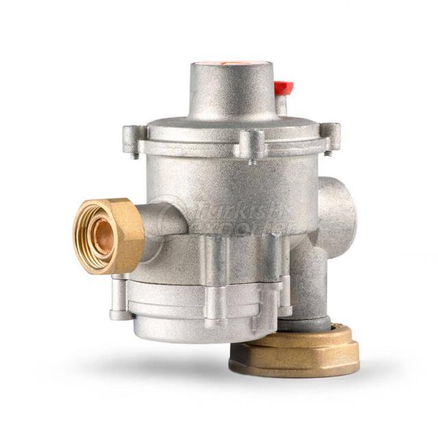ERG-SXET منظم ضغط الغاز